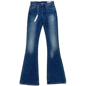 BlankNYC Cosmic High Rise Flare Jeans NEW